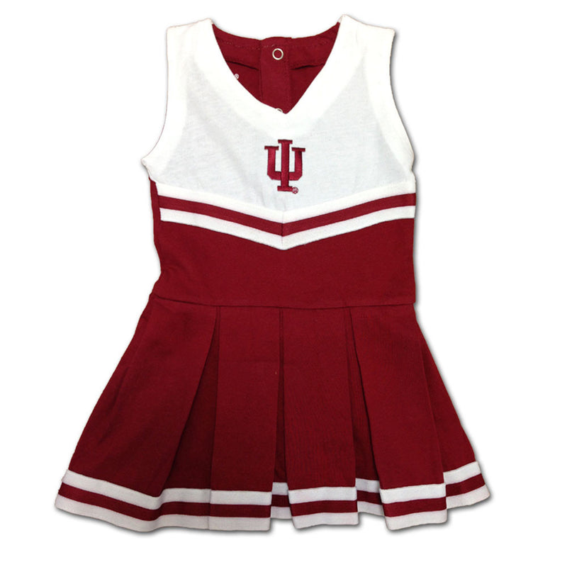Indiana Infant Cotton Cheerleader Dress