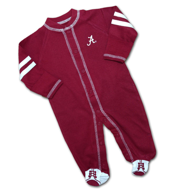 Alabama Sports Shoe Baby Sleeper
