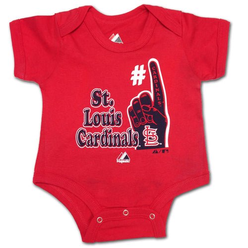 promo code 82074 8cbba MLB Baby Clothing | St. Louis Cardinals - BabyFans.com ...