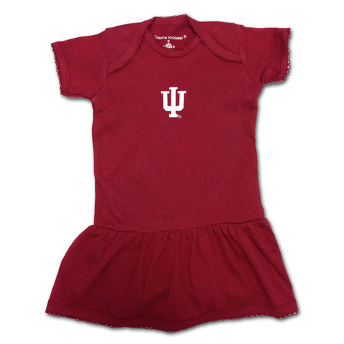 Indiana Hoosiers Skirted Dress