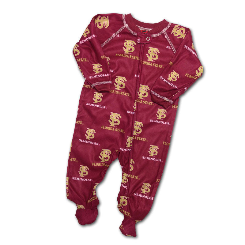 FSU Seminoles Baby Sleeper