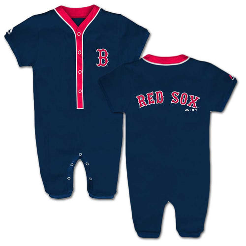 Red Sox Fan Team Player Coverall