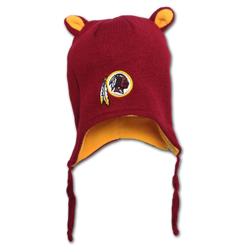 Baby Redskins Cozy Winter Hat