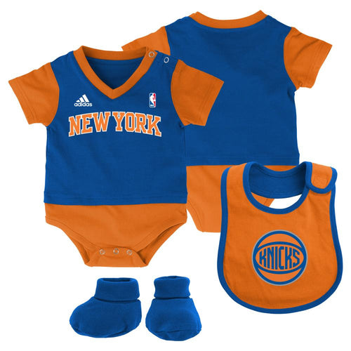 Knicks Baby Jersey Outfit