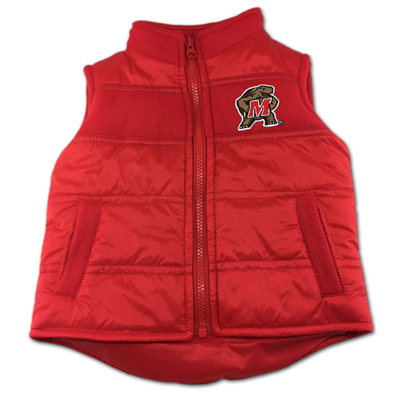 Maryland Toddler Puffy Vest