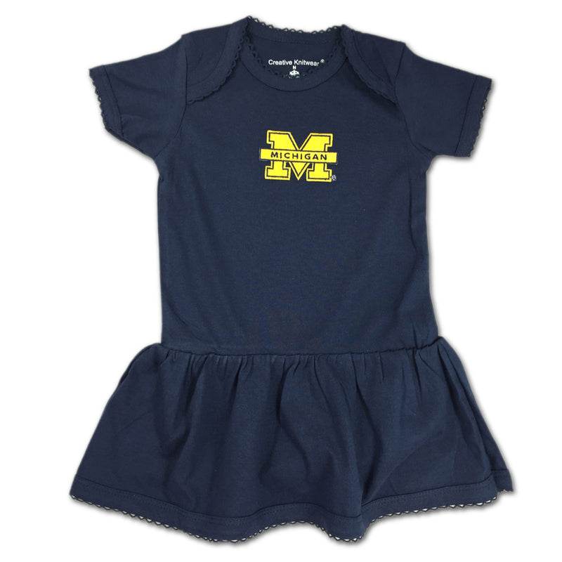 Michigan Skirted Dress