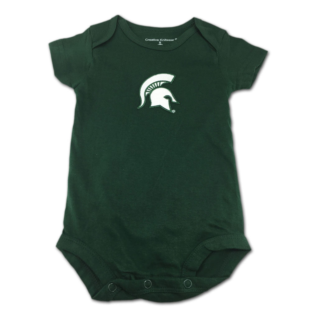 Michigan State Newborn Outfit – babyfans 6f4104a99169