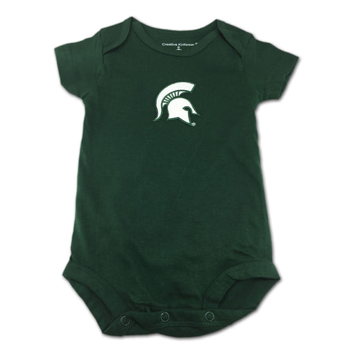 Michigan State Newborn Outfit
