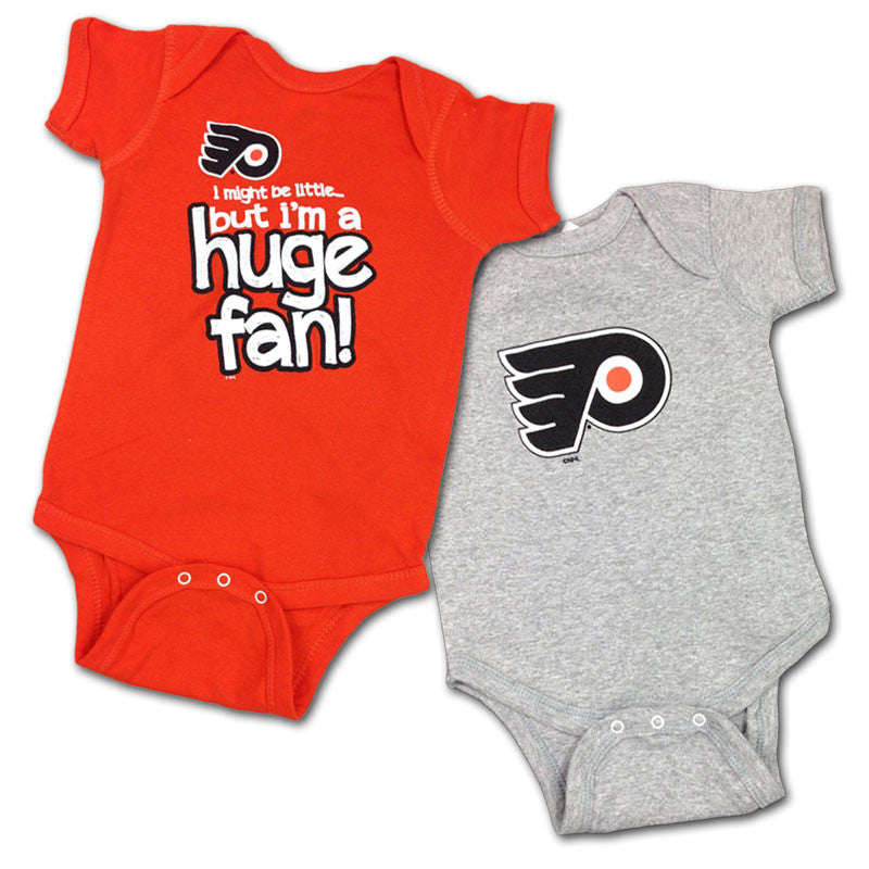 Baby Flyers Body Suits (Two Pack)