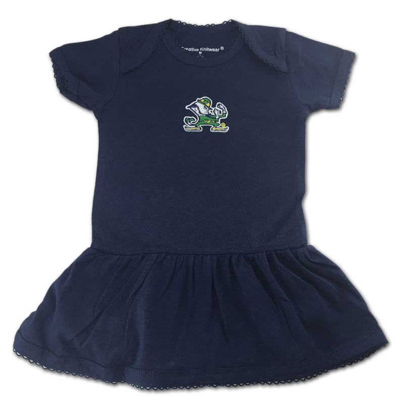 Notre Dame Irish Skirted Dress