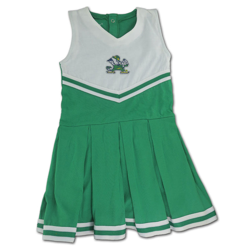 Notre Dame Infant Cotton Cheerleader Dress