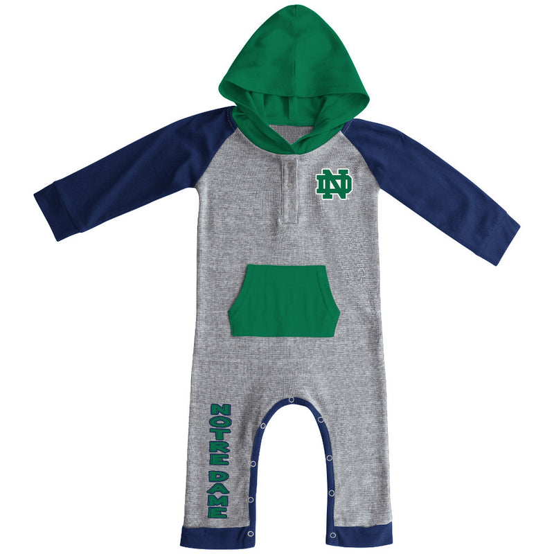 Fighting Irish Thermal Hooded Coverall