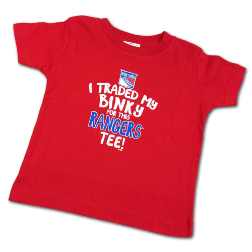 NY Rangers Infant T-Shirt