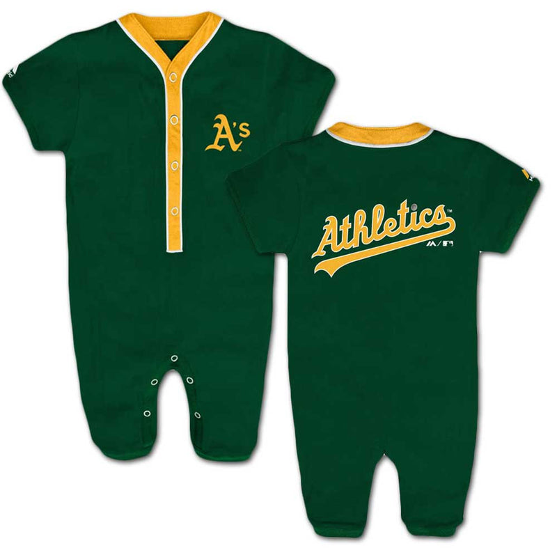 Athletics Fan Team Player Coverall