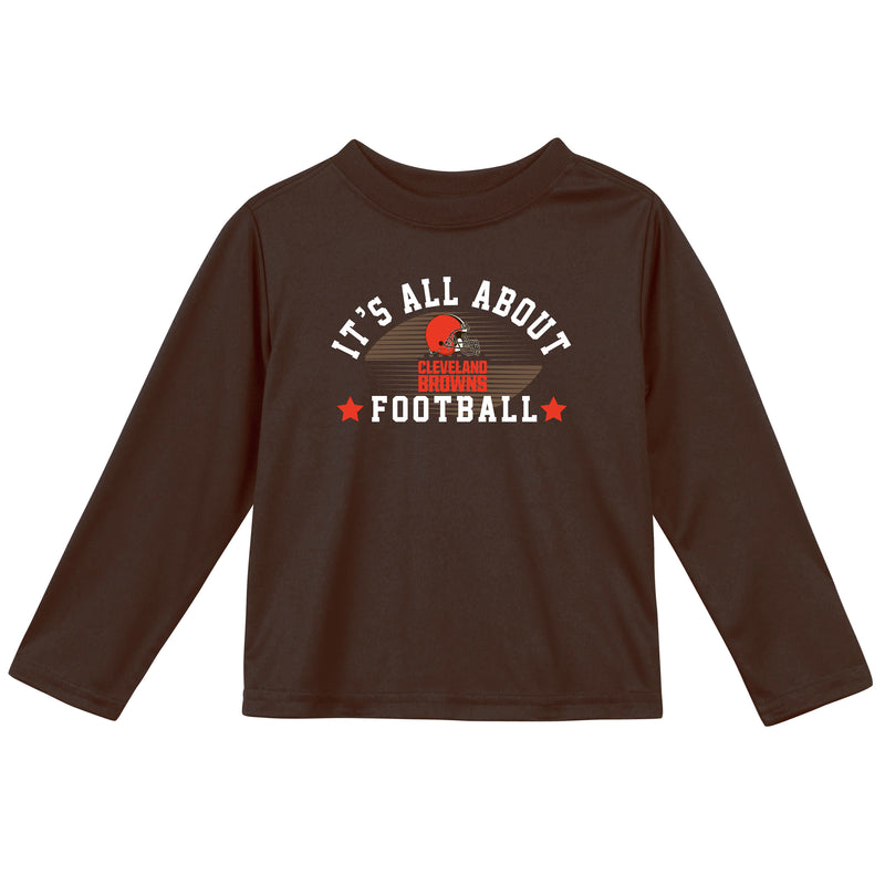 Cleveland Browns Long Sleeve Tee