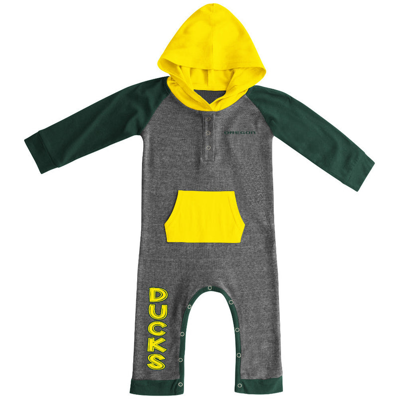 Ducks Thermal Hooded Coverall