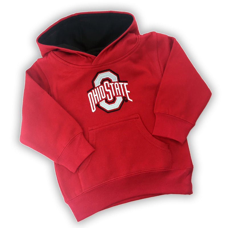 Ohio State Hooded Fleece Sweatshirt