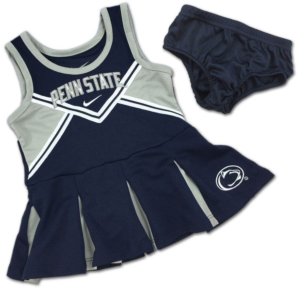 Penn State Toddler Cheerleader Outfit Babyfans