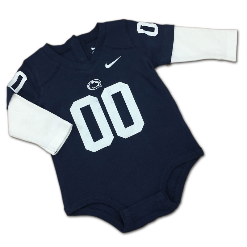Nike Penn State Infant Layered Jersey Tee