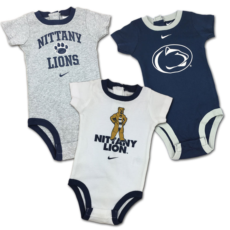 Nike Penn State Infant Body Suits