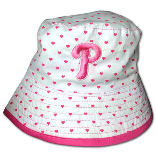 Baby Phillies Hearts Hat