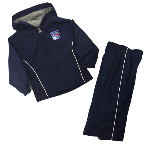 NY Rangers Jacket & Pants Set