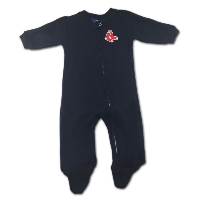 Boston Red Sox Baby Blanket Sleeper