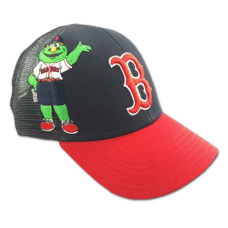 Red Sox Mascot Ball Cap