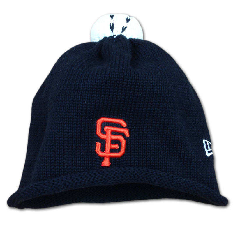 SF Giants Infant Beanie Cap