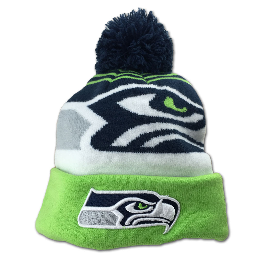c2fe7c3b60317c Seahawks Toddler Chilly Day Hat – babyfans