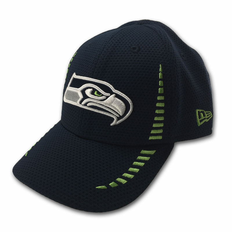 Seahawks Team Colors Hat