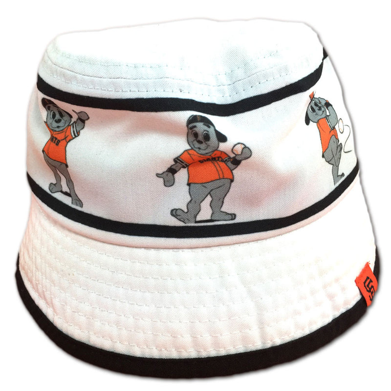Giants Mascot Bucket Hat