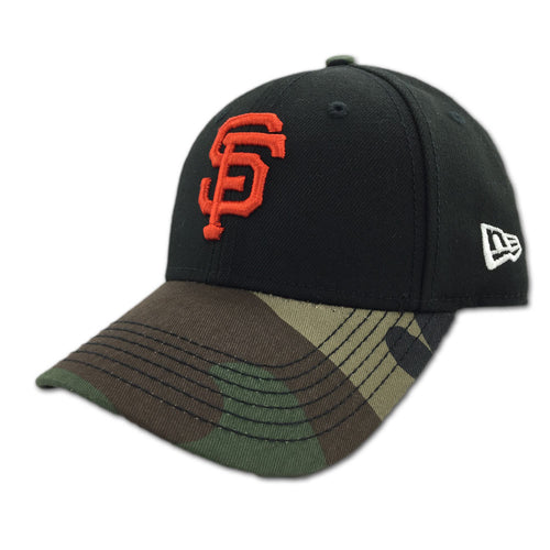 Giants Ball Cap with Camo