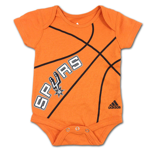Spurs Basketball Baby Creeper