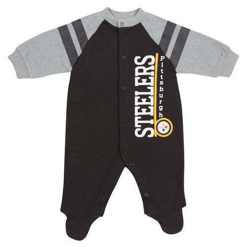 Steelers Baby Sleep & Play