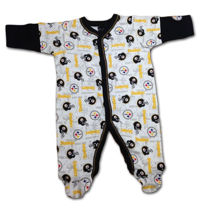 Steelers Infant Coverall
