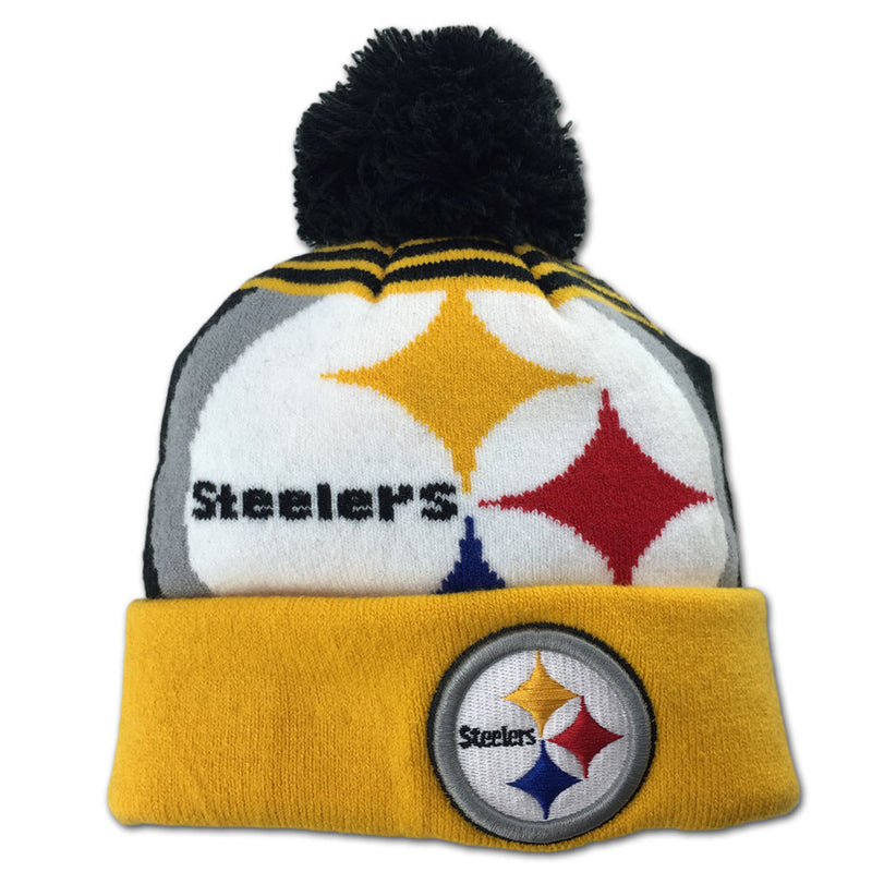 Steelers Toddler Chilly Day Hat