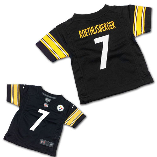 Steelers Roethlisberger Toddler Jersey