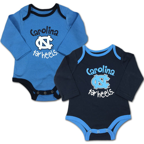 UNC Fan Bodysuit 2-Pack