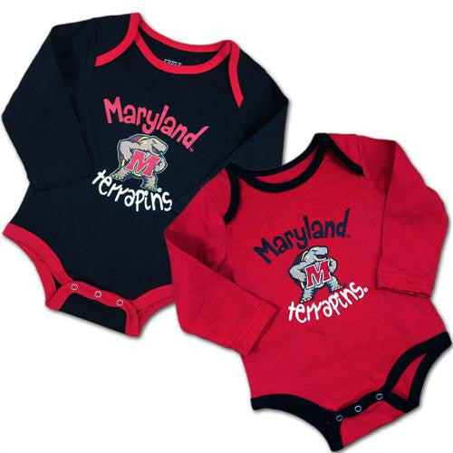 Maryland Fan Bodysuit 2-Pack