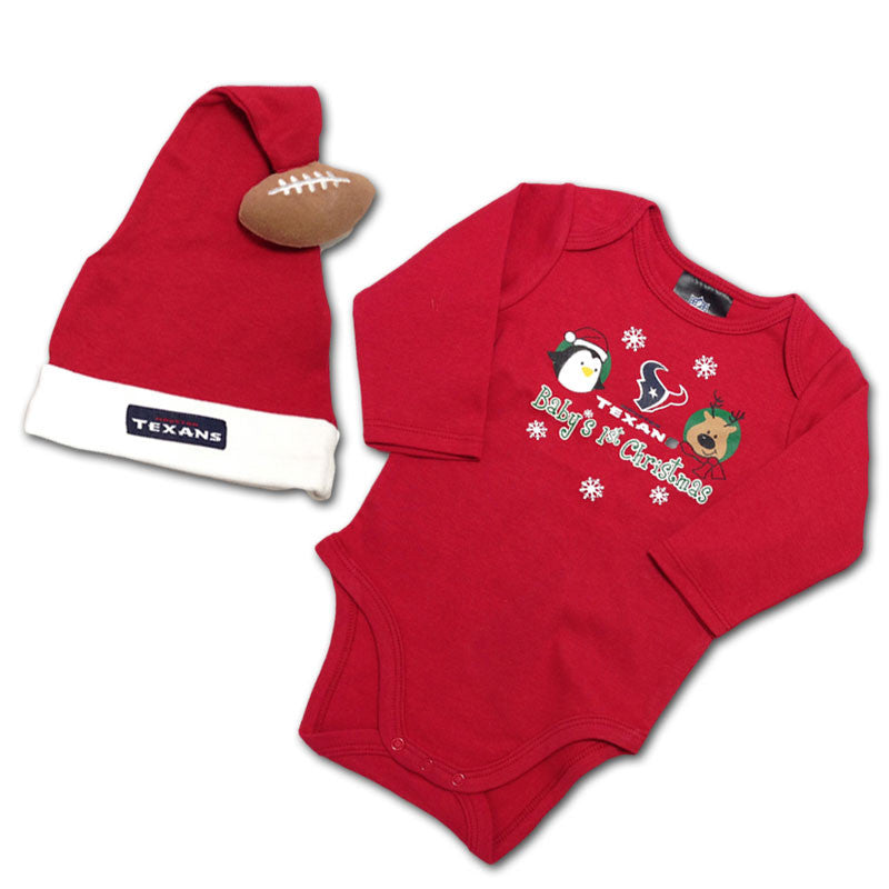 Texans Christmas Outfit