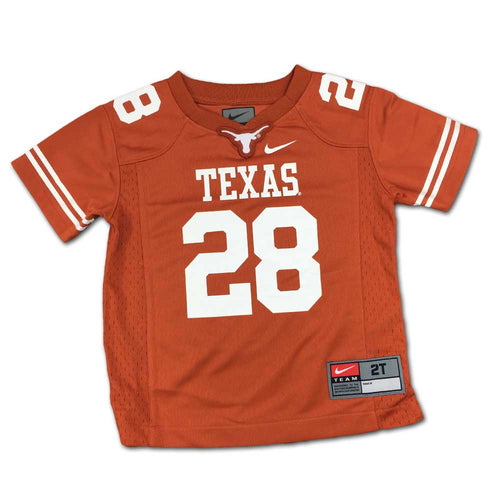 Texas Toddler Jersey #28 (Size_2T-4T)