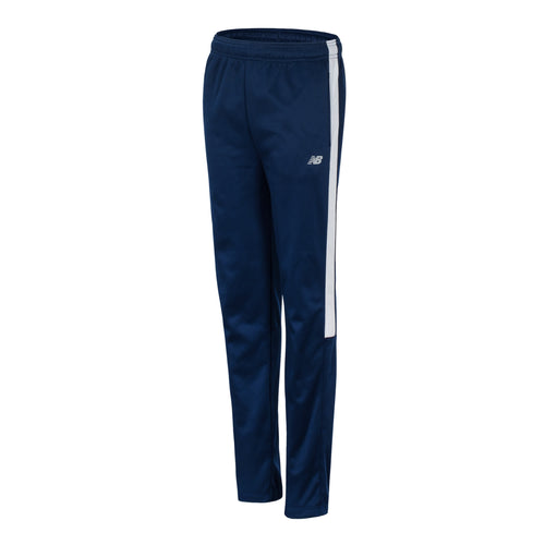 New Balance Boys Techtonic/Lynx Blue Fleece Athletic Pant