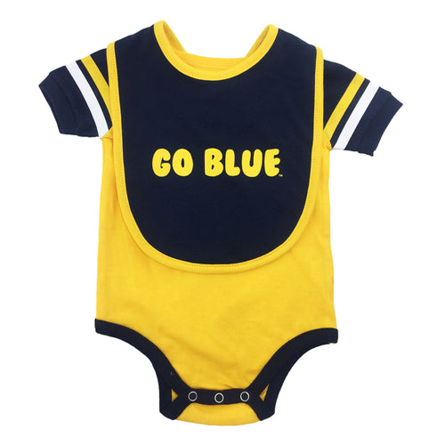 Michigan Pride Bodysuit & Bib