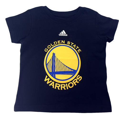 Warriors Boy Short Sleeve Tee