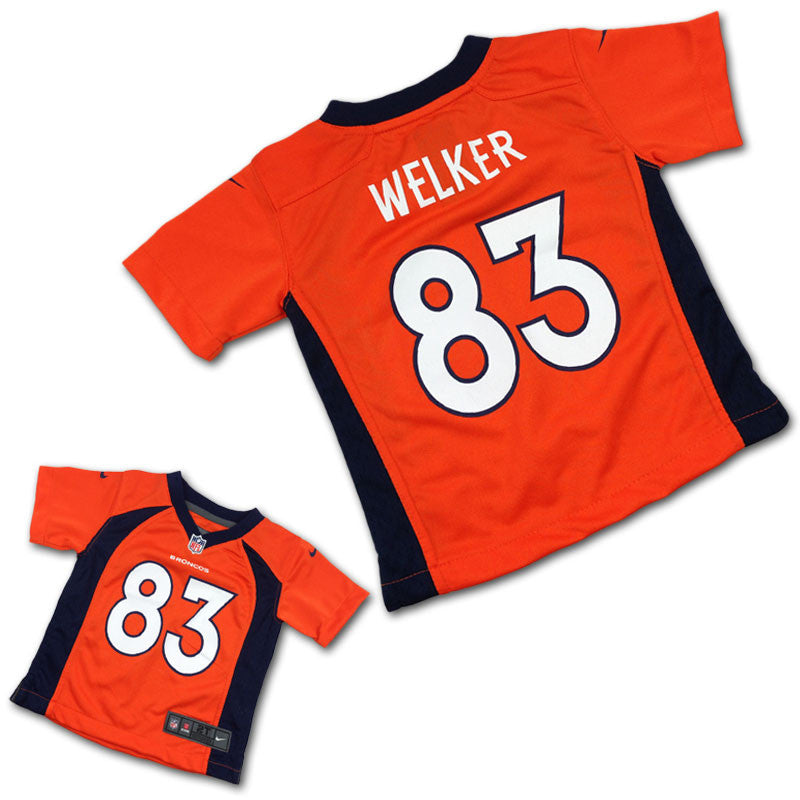Wes Welker Broncos Kids Jersey (Size 2T-4T) e836bf0e0