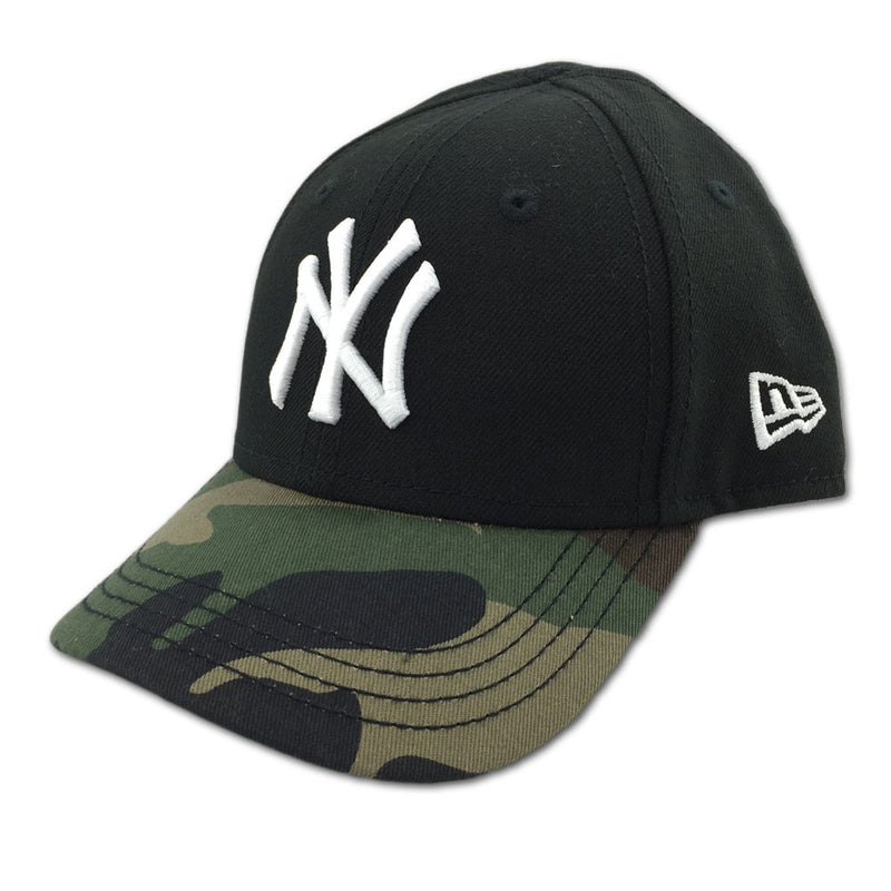 Yankees Ball Cap with Camo