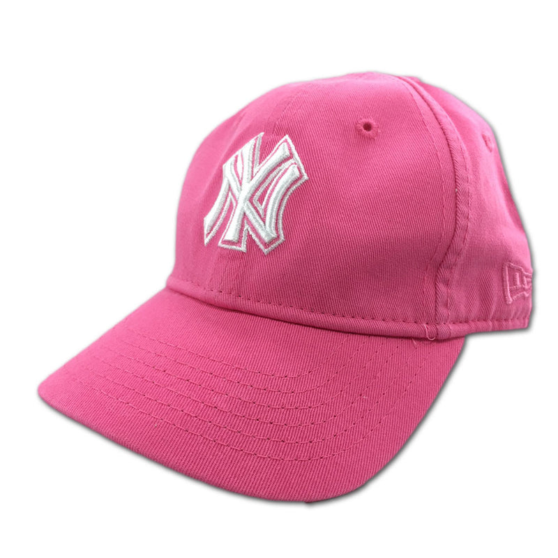 Yankees Baby Pretty Pink Ball Cap