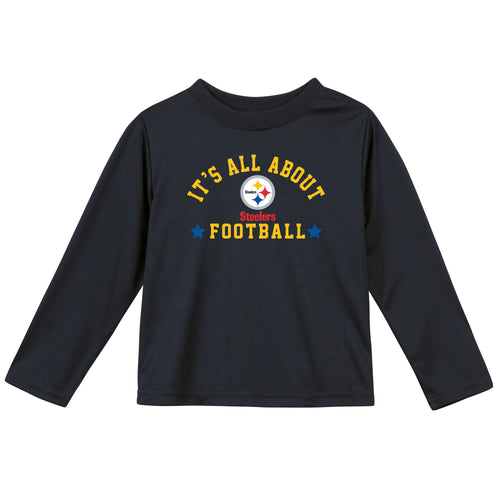 Pittsburgh Steelers Long Sleeve Tee