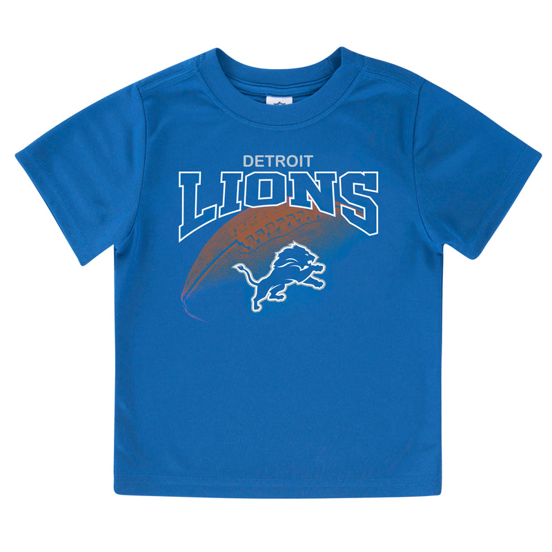 Detroit Lions Boys Tee Shirt